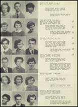 1951 Bloomington High School Yearbook Page 30 & 31