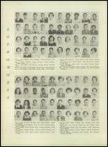 1951 Bloomington High School Yearbook Page 42 & 43