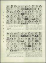 1951 Bloomington High School Yearbook Page 44 & 45