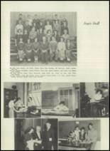 1951 Bloomington High School Yearbook Page 52 & 53