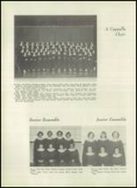 1951 Bloomington High School Yearbook Page 58 & 59