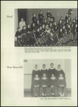 1951 Bloomington High School Yearbook Page 60 & 61