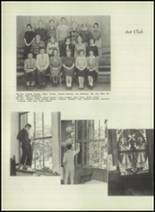1951 Bloomington High School Yearbook Page 72 & 73