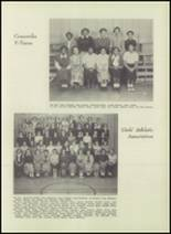 1951 Bloomington High School Yearbook Page 76 & 77