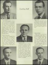 1951 Bloomington High School Yearbook Page 106 & 107