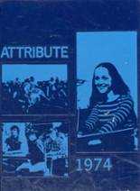1974 Yearbook Addison Trail High School