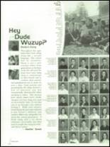 1999 West Hills High School Yearbook Page 122 & 123