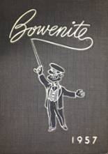 1957 Yearbook Bowen High School
