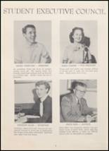 1954 North Cache High School Yearbook Page 12 & 13