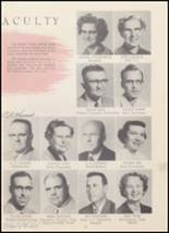 1954 North Cache High School Yearbook Page 14 & 15