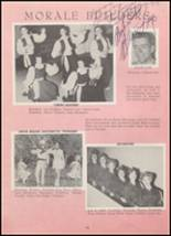 1954 North Cache High School Yearbook Page 18 & 19