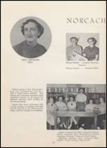 1954 North Cache High School Yearbook Page 22 & 23