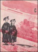 1954 North Cache High School Yearbook Page 24 & 25