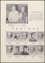 1954 North Cache High School Yearbook Page 26 & 27