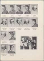1954 North Cache High School Yearbook Page 30 & 31
