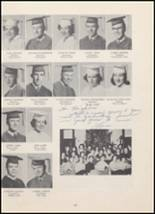 1954 North Cache High School Yearbook Page 32 & 33