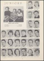 1954 North Cache High School Yearbook Page 38 & 39