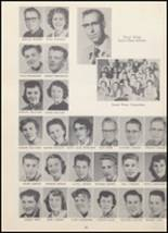 1954 North Cache High School Yearbook Page 40 & 41