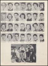 1954 North Cache High School Yearbook Page 46 & 47