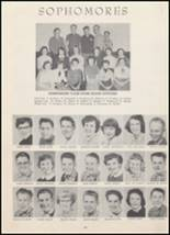1954 North Cache High School Yearbook Page 48 & 49