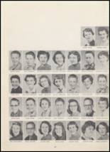 1954 North Cache High School Yearbook Page 50 & 51