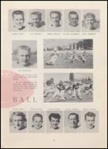 1954 North Cache High School Yearbook Page 54 & 55