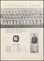 1954 North Cache High School Yearbook Page 56 & 57