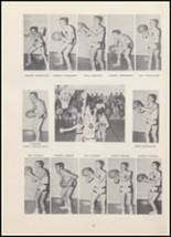1954 North Cache High School Yearbook Page 58 & 59