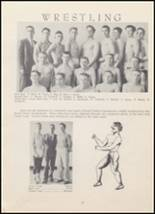 1954 North Cache High School Yearbook Page 60 & 61