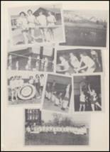 1954 North Cache High School Yearbook Page 64 & 65