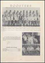 1954 North Cache High School Yearbook Page 68 & 69