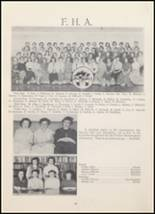 1954 North Cache High School Yearbook Page 72 & 73