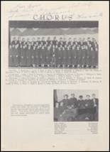1954 North Cache High School Yearbook Page 76 & 77