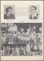 1954 North Cache High School Yearbook Page 78 & 79