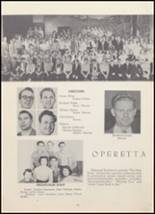 1954 North Cache High School Yearbook Page 80 & 81