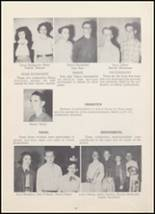1954 North Cache High School Yearbook Page 88 & 89