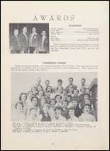 1954 North Cache High School Yearbook Page 90 & 91
