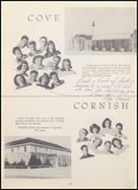 1954 North Cache High School Yearbook Page 96 & 97