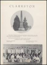 1954 North Cache High School Yearbook Page 98 & 99