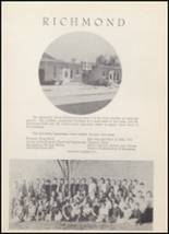 1954 North Cache High School Yearbook Page 100 & 101