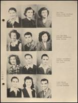 1946 Welch High School Yearbook Page 12 & 13