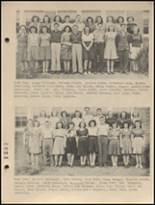 1946 Welch High School Yearbook Page 30 & 31