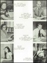 1973 Swea City Community School Yearbook Page 14 & 15