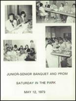 1973 Swea City Community School Yearbook Page 110 & 111