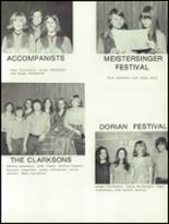 1973 Swea City Community School Yearbook Page 130 & 131