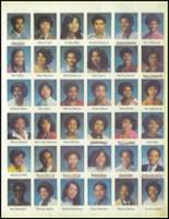1981 Los Angeles High School Yearbook Page 20 & 21