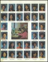 1981 Los Angeles High School Yearbook Page 24 & 25