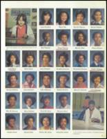 1981 Los Angeles High School Yearbook Page 26 & 27