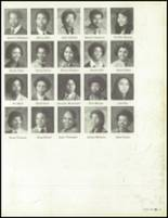 1981 Los Angeles High School Yearbook Page 36 & 37