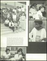 1981 Los Angeles High School Yearbook Page 42 & 43